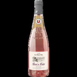 Rosé de Loire AOC Les Hauts Buis U, 75cl