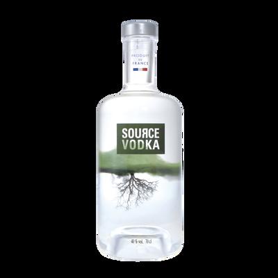 Vodka source, 40°, 70cl