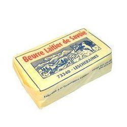 Beurre de Savoie au lait cru, 250G