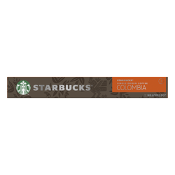 STARBUCKS by nespresso colombia, x10, 57g