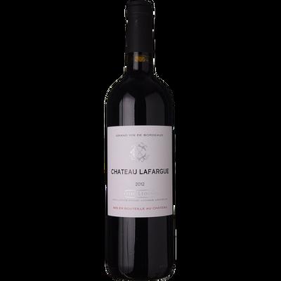 Vin rouge AOP Pessac Léognan Dauphin de Lafargue, bouteille de 75cl
