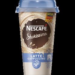 Shakissimo saveur latte cappuccino NESCAFÉ, 190ml