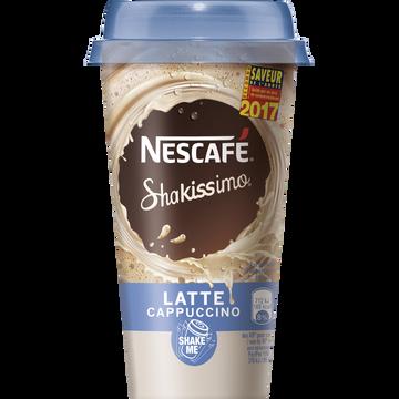 Nescafé Shakissimo Saveur Latte Cappuccino Nescafé, 190ml