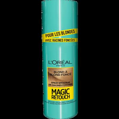 Spray effaceur de racines magic retouch blond foncé L'OREAL, N°9.3