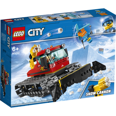 La dameuse lego LEGO City