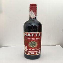 CAP CORSE ROUGE MATTEI 75 CL