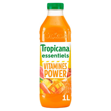 Tropicana Jus De 5 Fruits Carotte Enrichi En Vitamines Tropicana, 1l