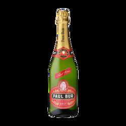 Mousseux brut PAUL BUR, 11°, bouteille de 75CL