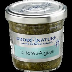 Tartare d'algues, GROIX ET NATURE, 100g