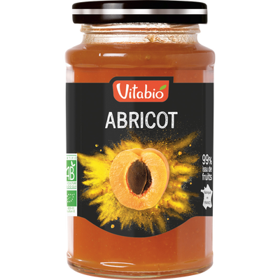 Délice abricot VITABIO, 290g