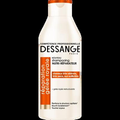 Shampooing réparation gelée royale DESSANGE, 250ml
