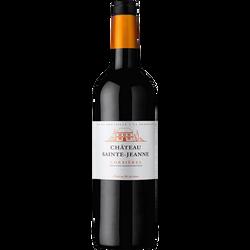 Vin rouge Corbières AOP CHATEAU SAINTE JEANNE, bouteille de 75cl