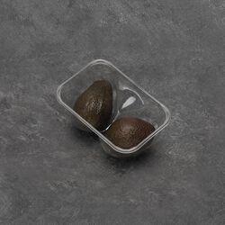 Avocat Hass prêt à déguster, calibre 18, Chili, barquette 2 pièces