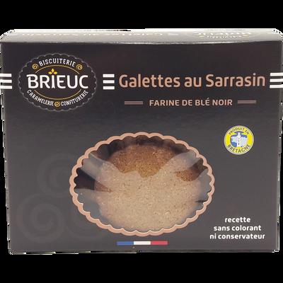 Galettes sarrasin BRIEUC, 150g