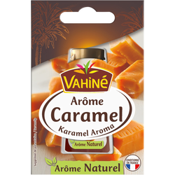Caramel arôme naturel VAHINE, 20ml