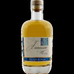 """Whisky Jurassic """"élevé en fût de macvin"""", bouteille 70cl"""