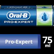 Oral B Dentifrice Pro Expert Fraicheur Saine Oral B, Tube 75ml