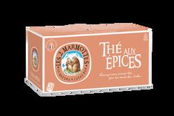 Thé aux épices les 2 marmottes boîte x30 sachets 48g