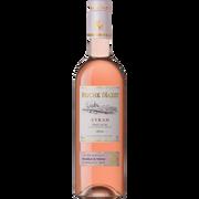 Roche Mazet Vin Rosé Igp De Pays D'oc Syrah Roche Mazet, 75cl