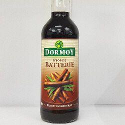Sirop de batterie DORMOY, bouteille de 50cl