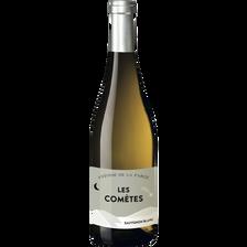 Vin blanc de France CVT sauvignon VSIG Les Comètes , 75cl