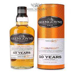 Highland Single Malt Scotch Whisky GLENGOYNE 10 Years 70cl 40%vol