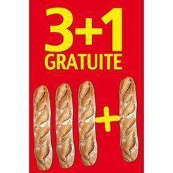 BAGUETTES TRADITION 3+1 GRATUITE