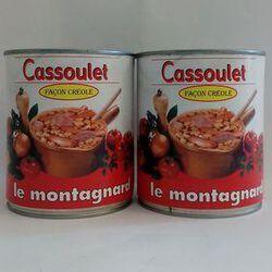 CASSOULET MONTAGNARD 4/4 X2
