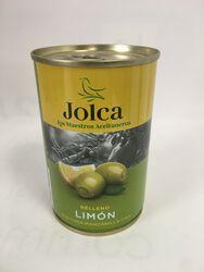 Jolca - Olives Vertes farcies au Citron - 300G