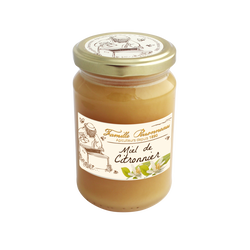Miel de citronnier FAMILLE PERRONNEAU, 375g