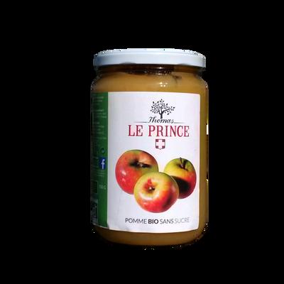 Purée de pomme Bio THOMAS LE PRINCE, bocal 700g