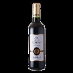 """Vin rouge Gaillac AOP """"Grande Réserve""""De Labastide , 75cl"""