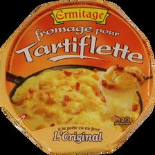 Ermitage Fromage Au Lait Pasteurisé Pour Tartiflette , 27% De Mg, 250g