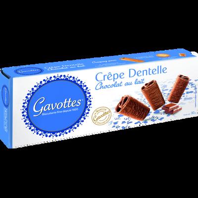 Crêpes dentelle au chocolat au lait GAVOTTES, 90g
