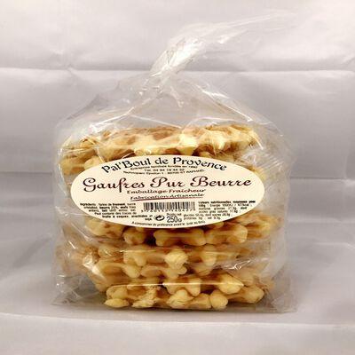 Gaufres pur beurre Pat'Boul de Provence