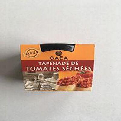 TAPENADE DE TOMATES SECHEES GAEA 100G