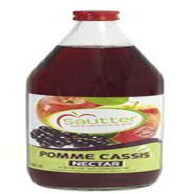 NECTAR DE POMME ET DE CASSIS