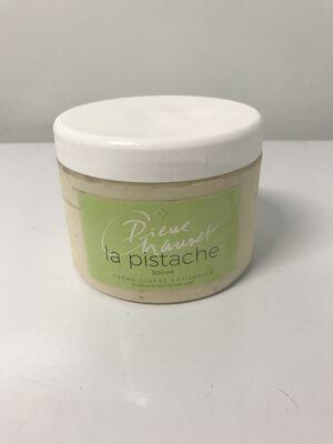 Glace pistache Chauvet 500ml