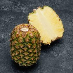 Ananas extra sweet sans plumet, calibre A7, Equateur, la pièce
