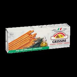 Biscuits Grissini au romarin GRANFORNO, 125g