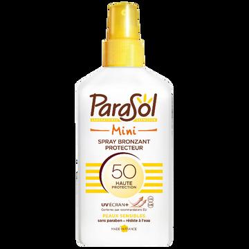 Parasol Spray Protecteur Indice 50 Mini Parasol, Flacon De 100ml