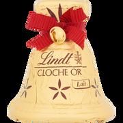Lindt Moulage Cloche Or En Chocolat Au Lait Lindt, 100g