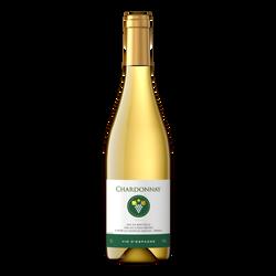 Vin blanc d'Espagne Chardonnay, 75cl