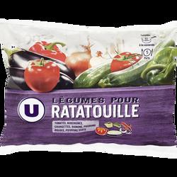Légumes pour ratatouille U, 1kg