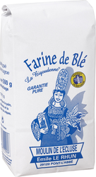 Farine de blé la bigoudene EMILE LE RHUN, 500g