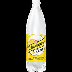 SCHWEPPES Indian Tonic zero, 1,5l