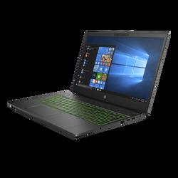 """Ordinateur portable gaming HP pavilion 15-ec0034nf-écran 15,6""""-full hd-processeur amd ryzen 5 3550h-mémoire vive 8gostockage 512go ssd-cartegraphique nvidia geforce gtx-wifi"""
