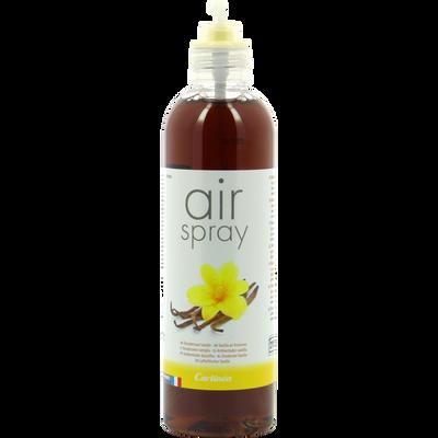 Spray désodorisant bouteille vanille, CARLINEA, 250ml