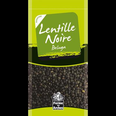 Lentille noire, sachet 500g