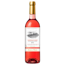 """Vin rosé AOP Bordeaux """"Comte de Valois"""", bouteille de 75cl"""